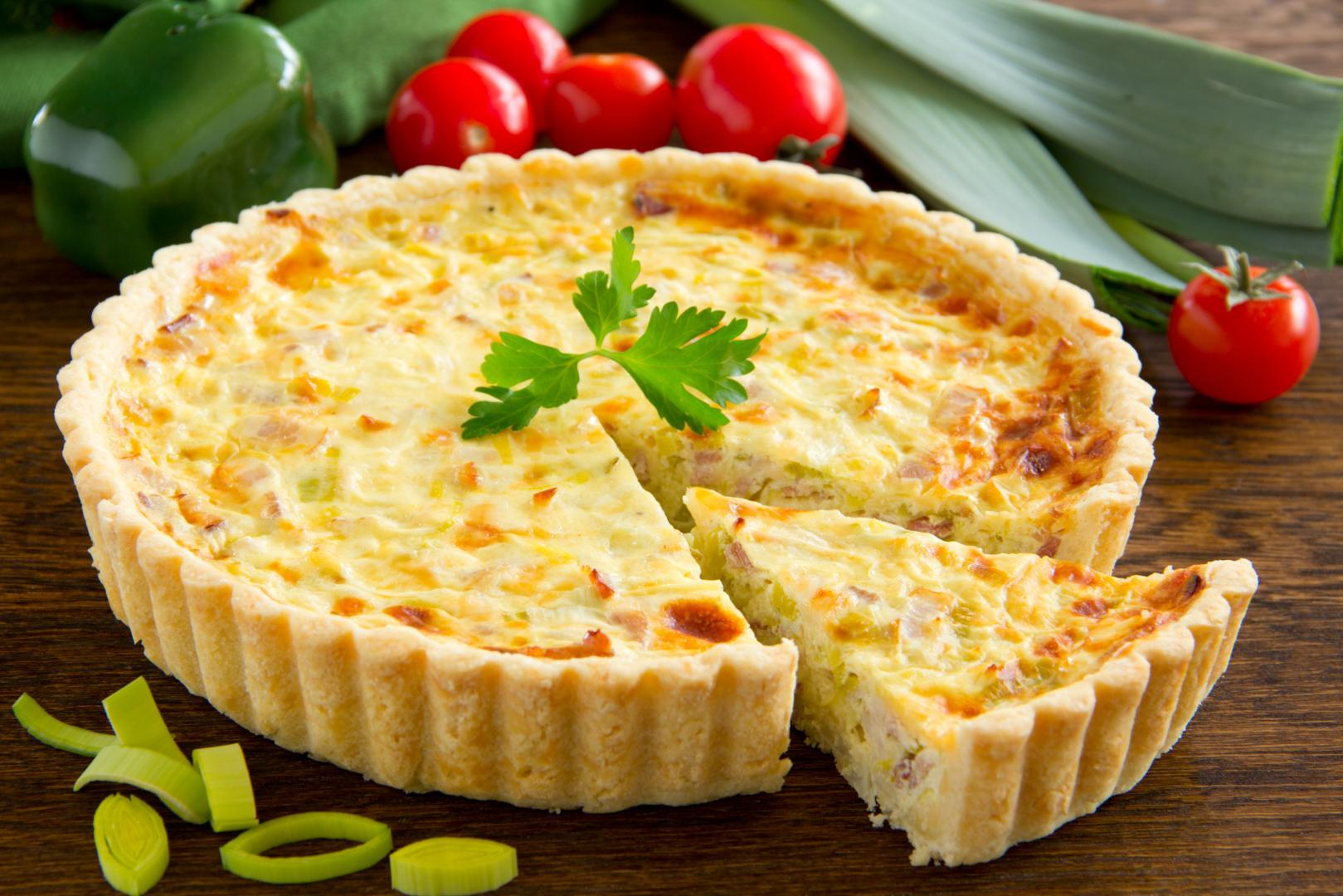 Distributeur de fond de quiche France
